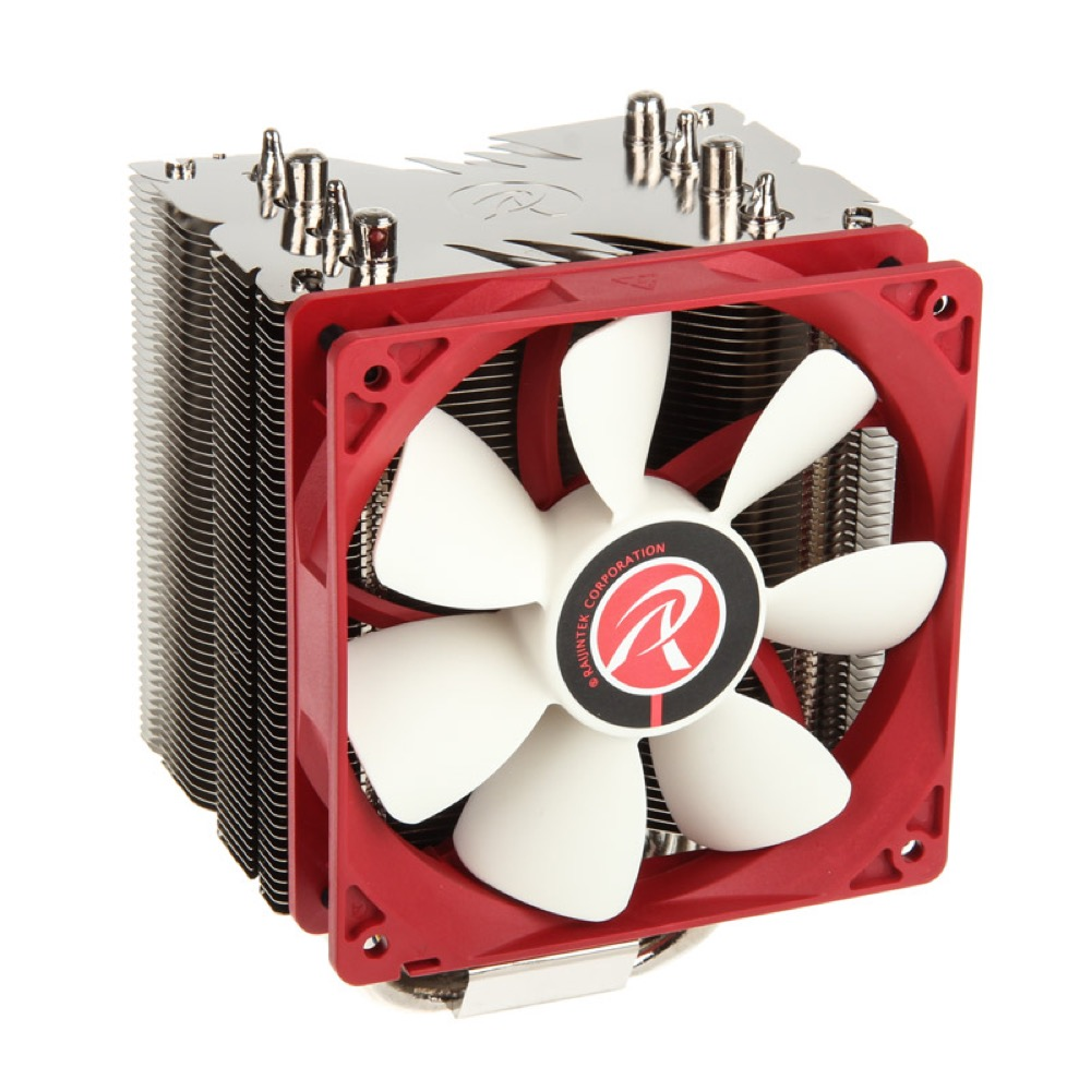 Raijintek Themis Evo Professional CPU Cooler - PWM - 120mm