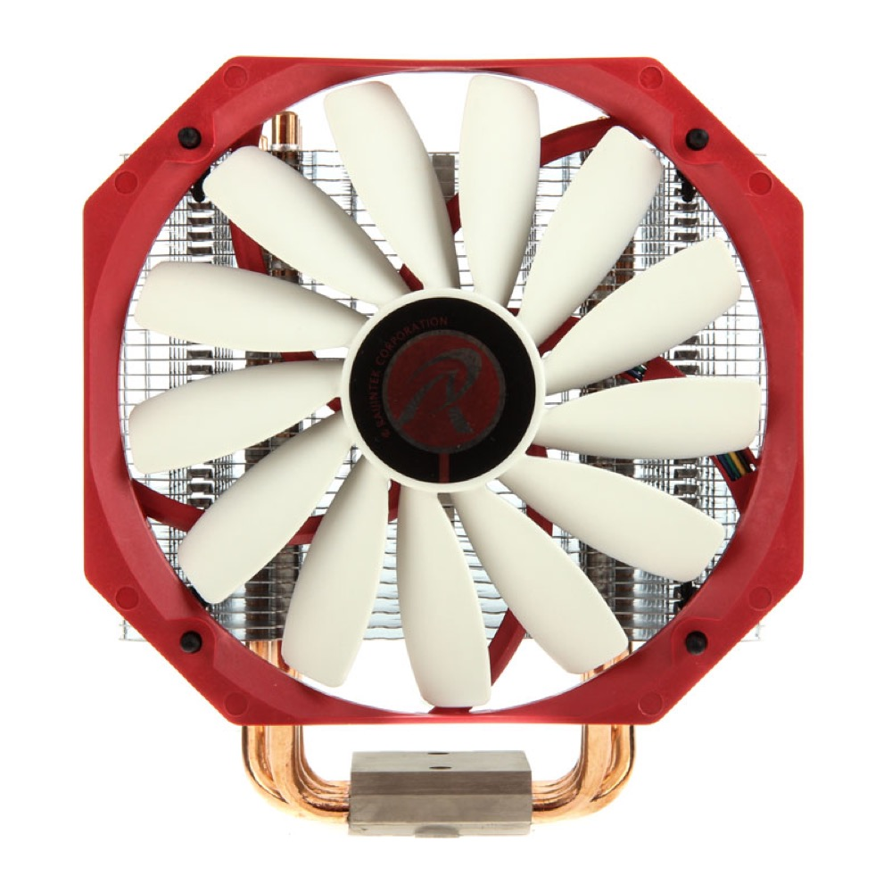 Raijintek EreBoss High Performance CPU Cooler - PWM - 140mm