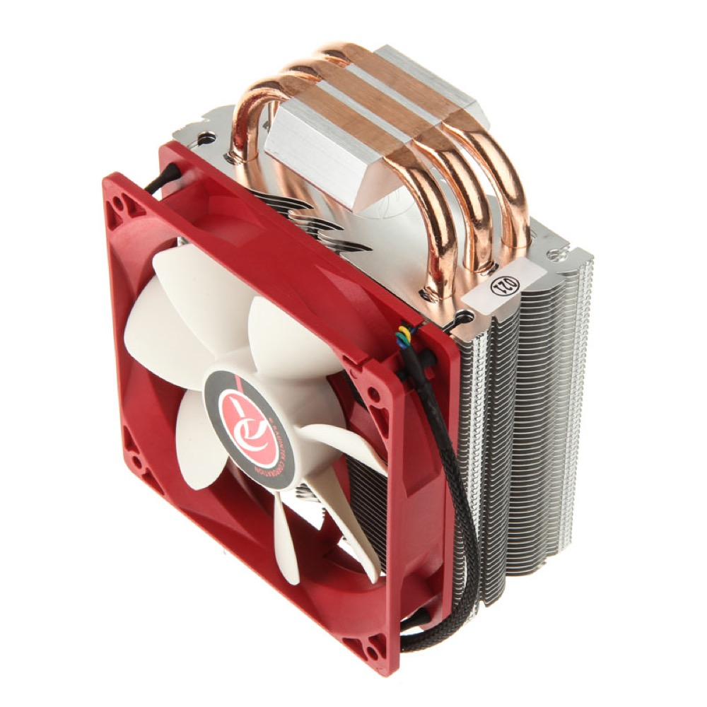 Raijintek Themis CPU Cooler - PWM - 120mm