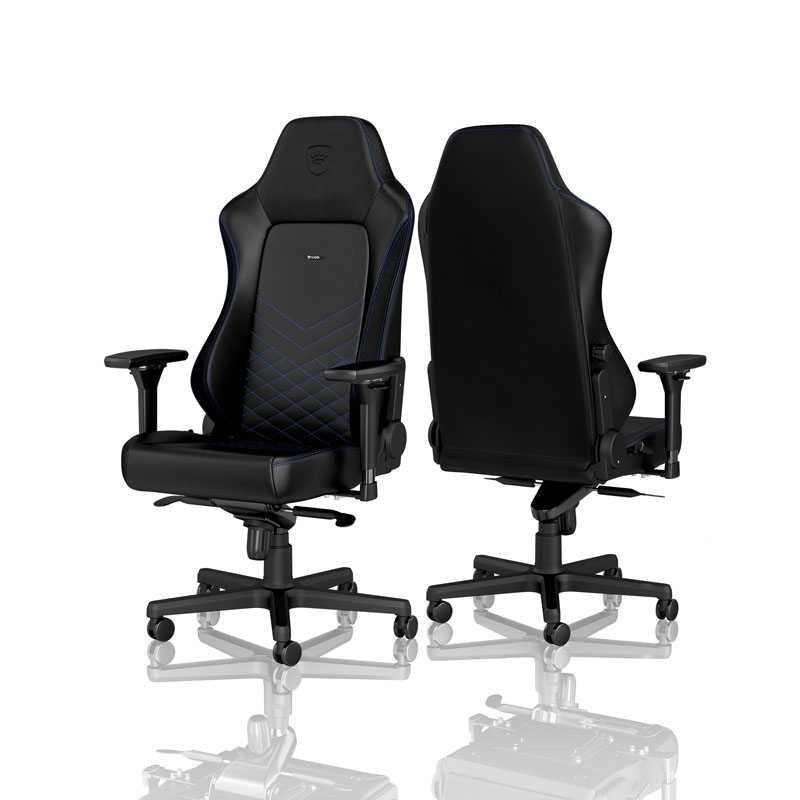 noblechairs HERO Series, Black/Blue
