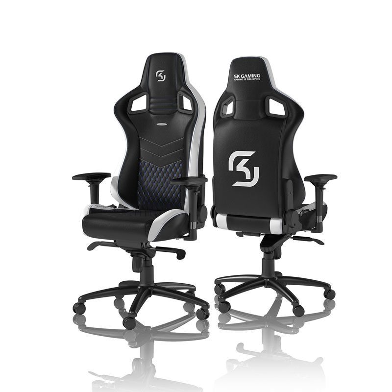 noblechairs EPIC Series Faux Leather, SK Gaming Edition