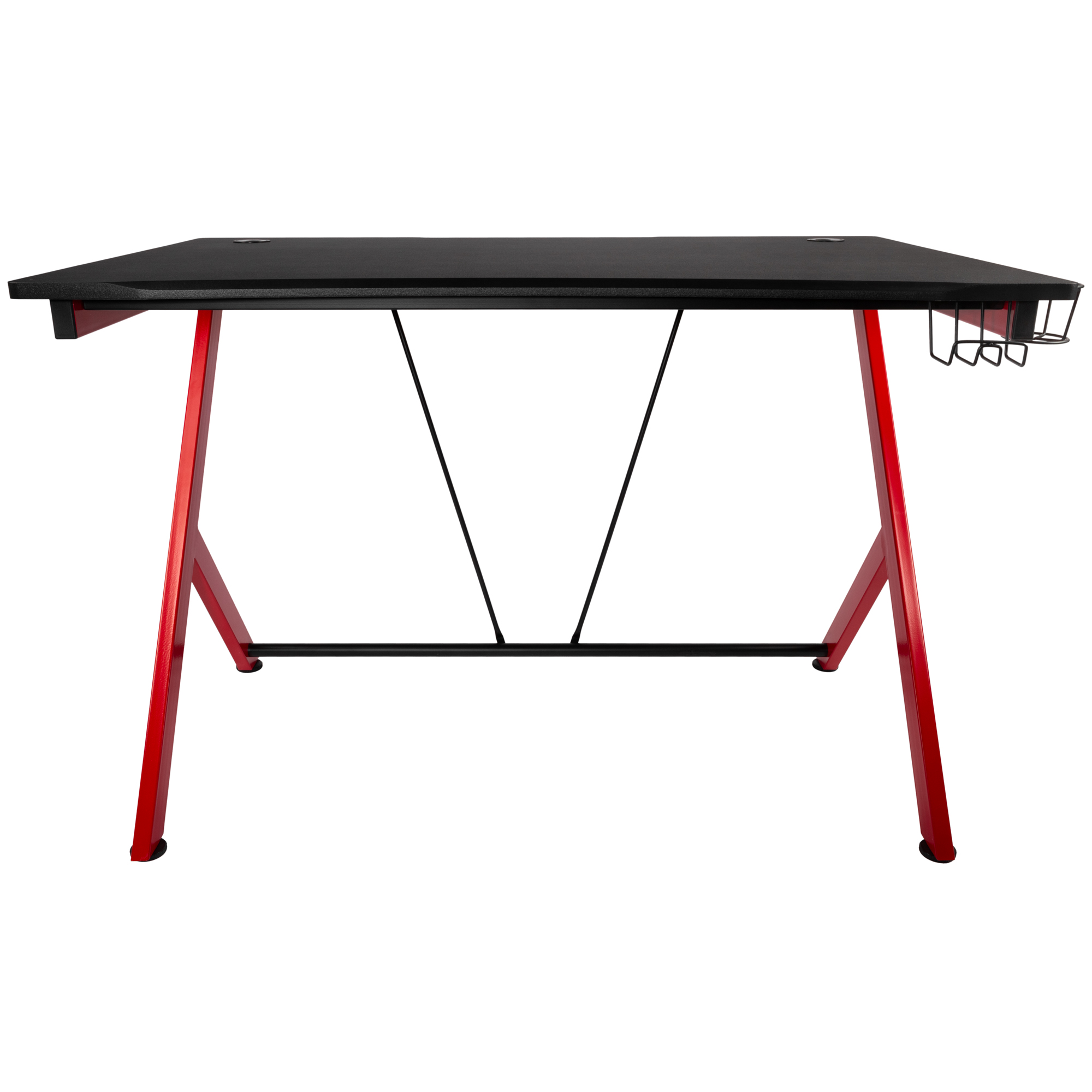 Nitro Concepts Gaming Desk D12 - Black/Red