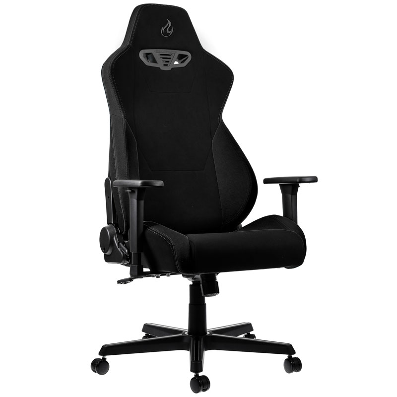 Nitro Concepts S300 Gaming Chair - Stealth Black