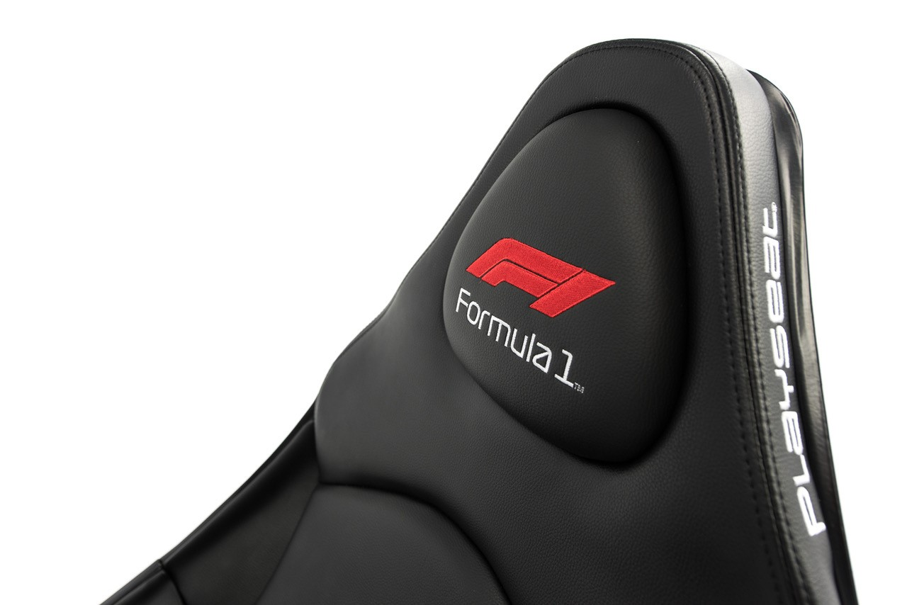 Playseat® F1 Black Official Licensed Product
