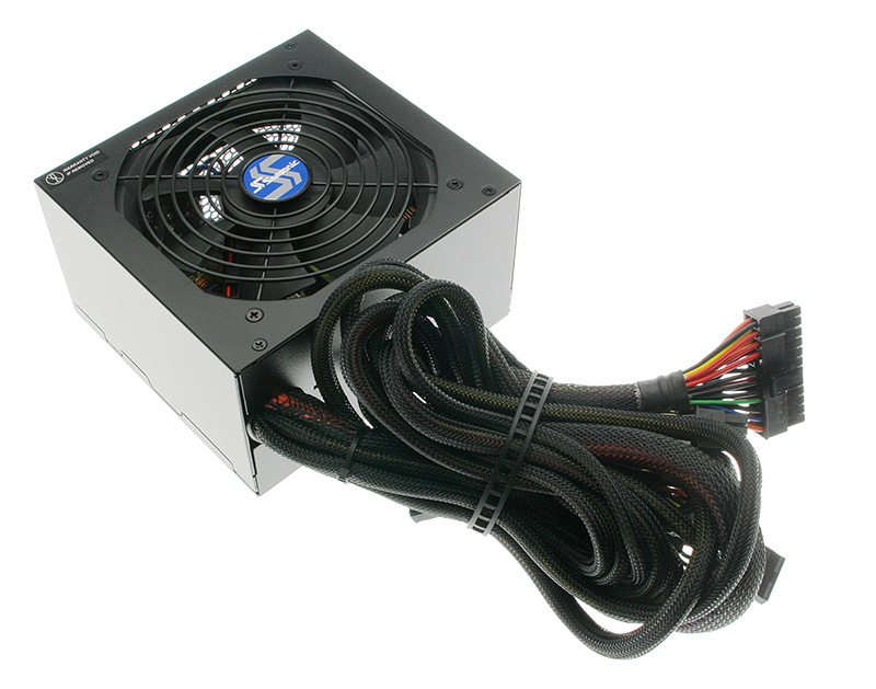 Seasonic S12II, GB 80 Plus Bronze PSU - 520 Watt