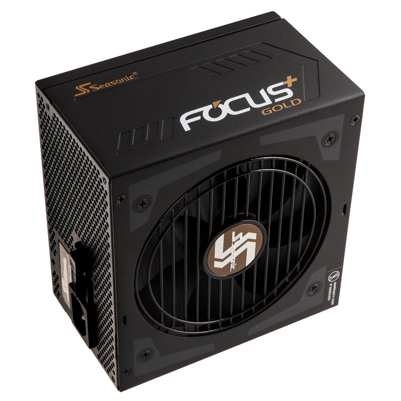 Seasonic Focus Plus Gold PSU, modular - 1000 Watt