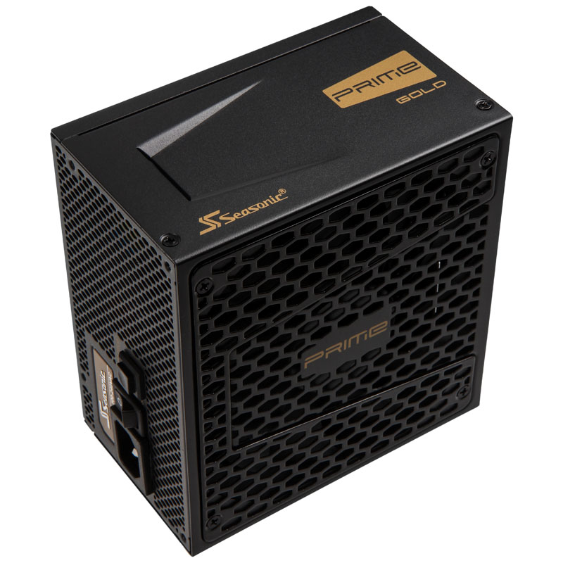 Seasonic Prime Ultra 80 Plus Gold PSU, modular - 750 Watt