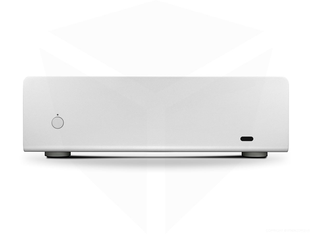 Streacom FC9 Fanless Chassis Silver, Extruded Aluminium  , without Optical Slot