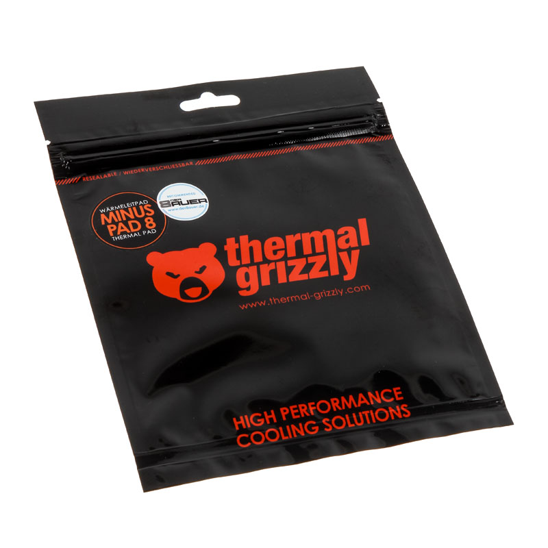 Thermal Grizzly Minus Pad 8 - 20x 120x 0,5 mm - 2 Pack