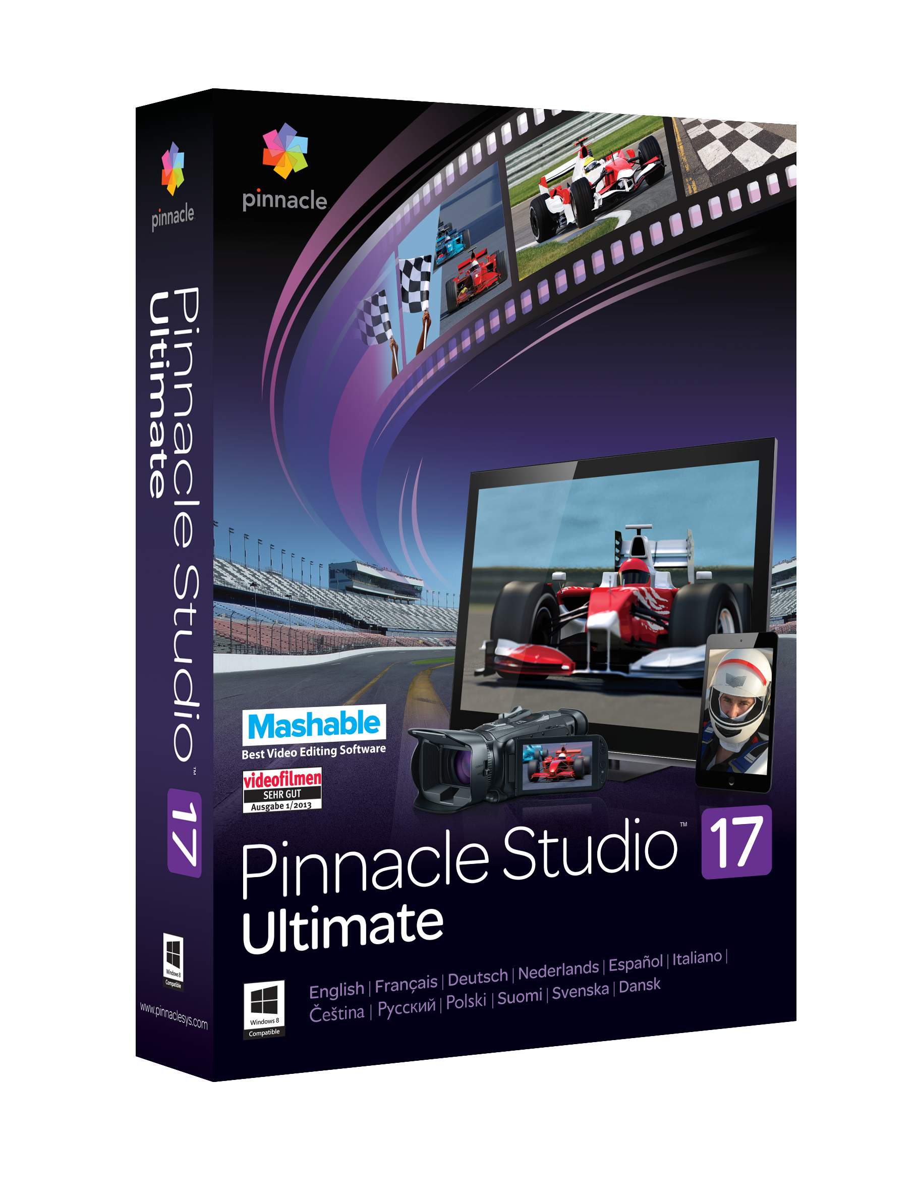 Pinnacle Studio 17 Ultimate 17.0.2.137 Multilingual